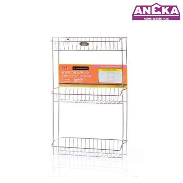 R3063SS 3 Tier S/S Square Rack