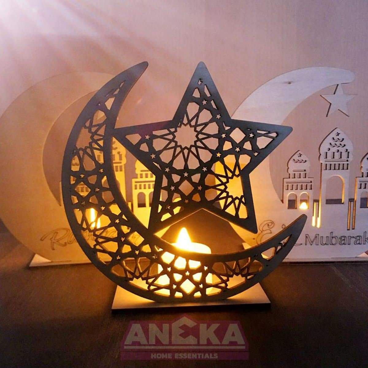 Ramadan LED Décor - Star