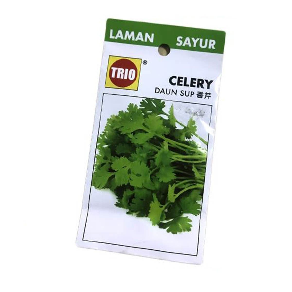 Trio Chinese Celery Vegetable Seeds