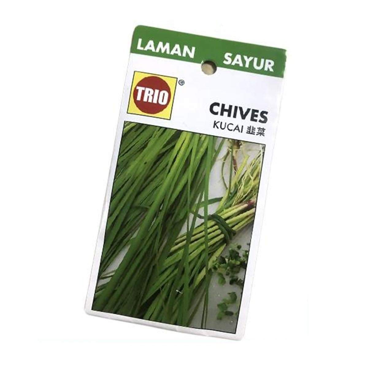 Trio Chinese Chives Vegetable Seeds