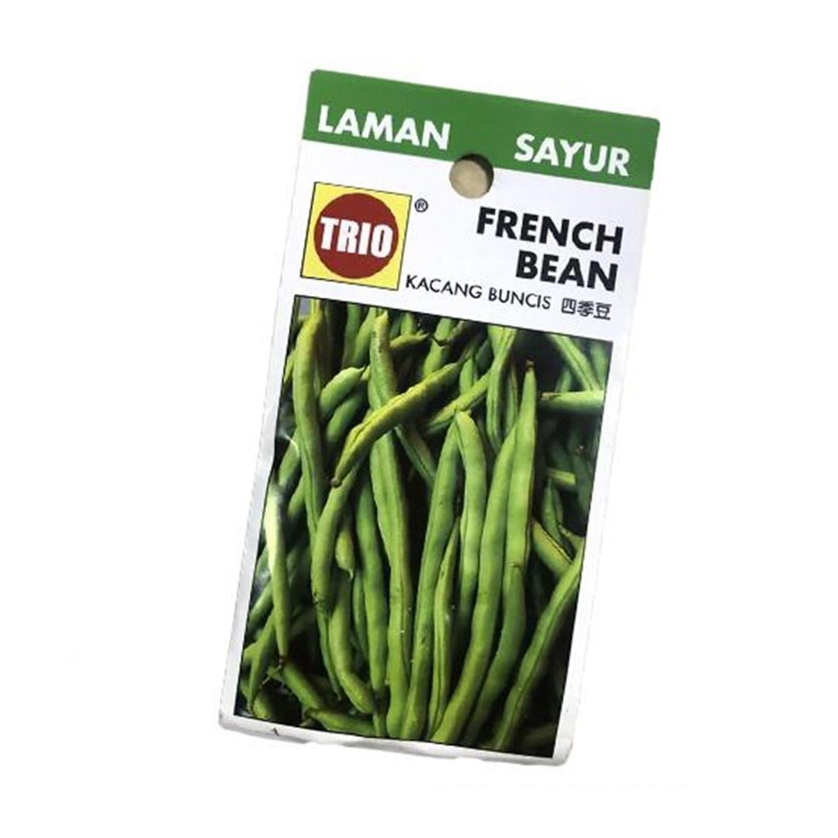 Trio French Bean Vegetable Seeds