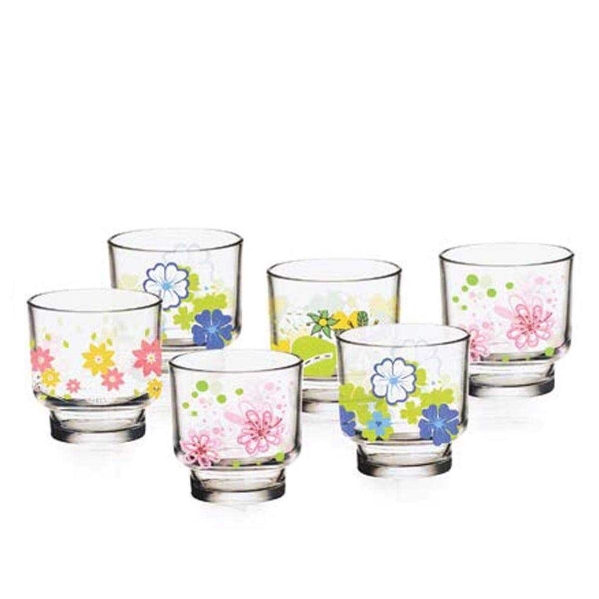 W8809/BH6 6pcs Top Point Tumbler Set