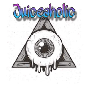 Juiceaholic Nic Salt Black ice