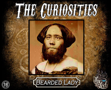 Curiosities The Bearded Lady 100ml