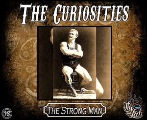 Curiosities The Strong Man 100mg