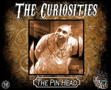 Curiosities The Pin Head 100ml