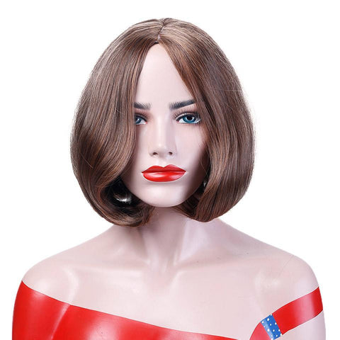 12''  Short Synthetic Wigs