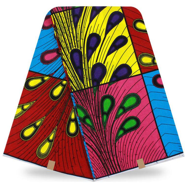 Print short pants ankara Plus size
