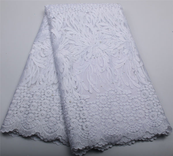White Cotton  Cord Lace