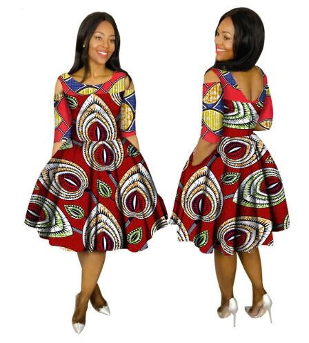 Robe  Cotton  Dress Plus Size