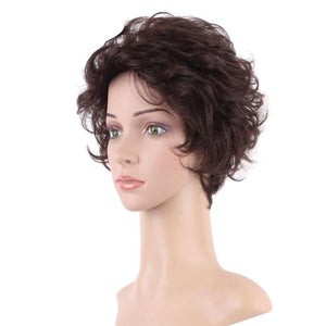 10 inches Bouncy Curly Cosplay Hair Wig