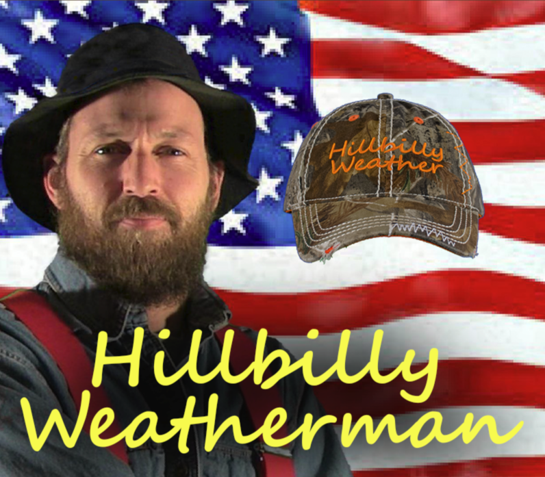 Hillbilly Weatherman, Facebook and YouTube News Personality and Icon Partners with Nogginwear to Add Signature Hat