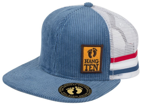 Hang Ten pro snapback hat