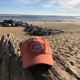 Happy Clam Super Soft Burnt Orange Hat