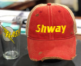 The Flash Shway Trucker Hat