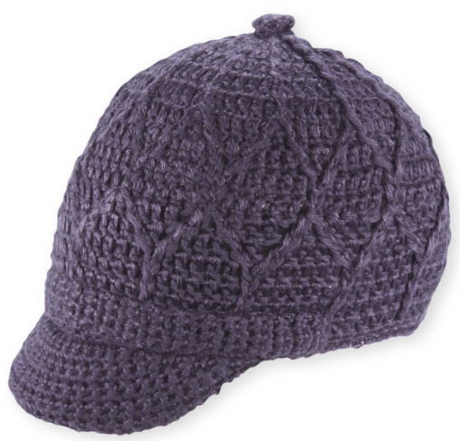 Pistil Jax Short Midnight Knit Brim Beanie