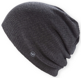 Pistil McQueen Charcoal Slouch Beanie