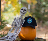 Day of The Dead Baseball Hat