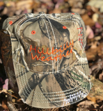 Hillbilly Weatherman Realtree Camouflage Hat