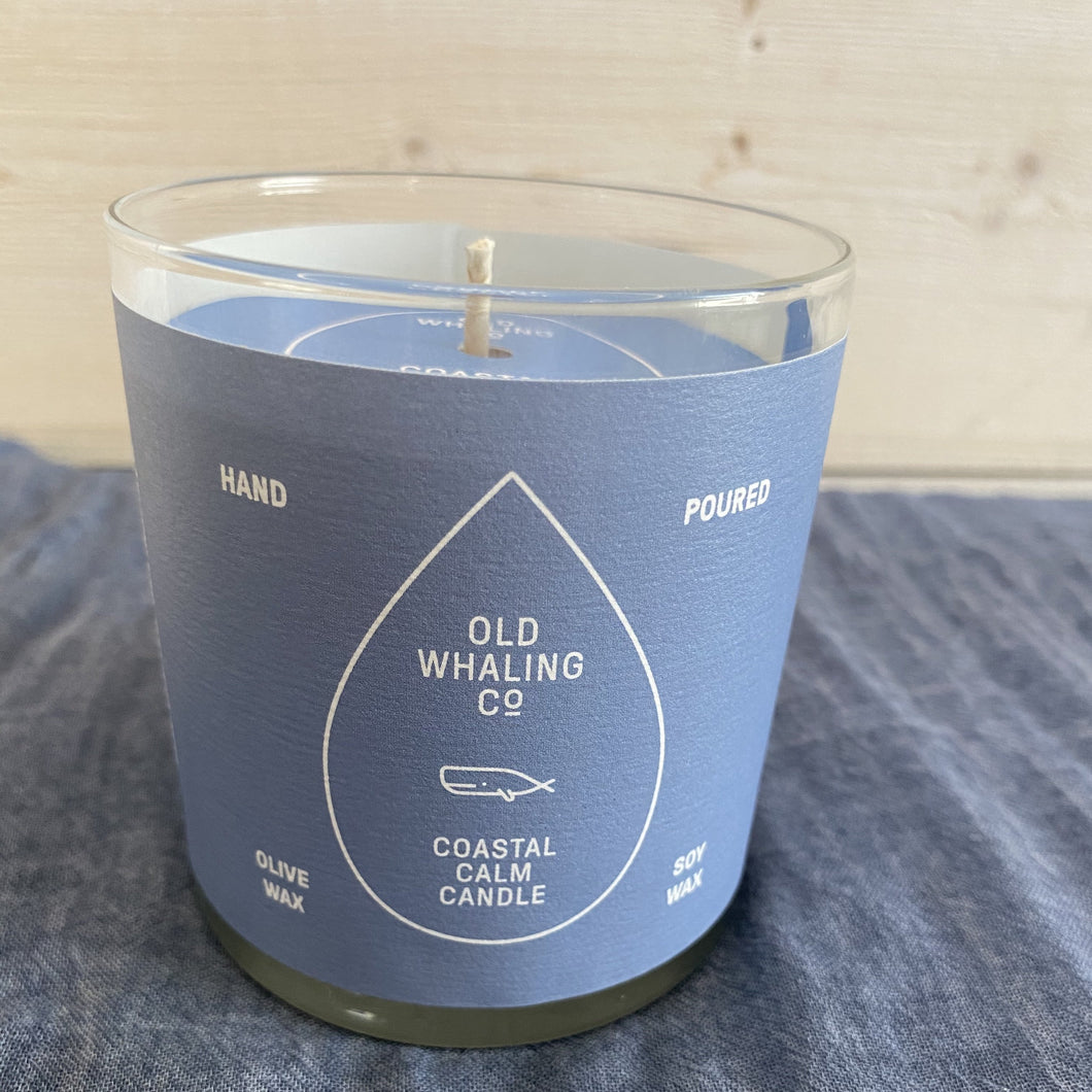 Old Whaling Co. Candle - Coastal Calm