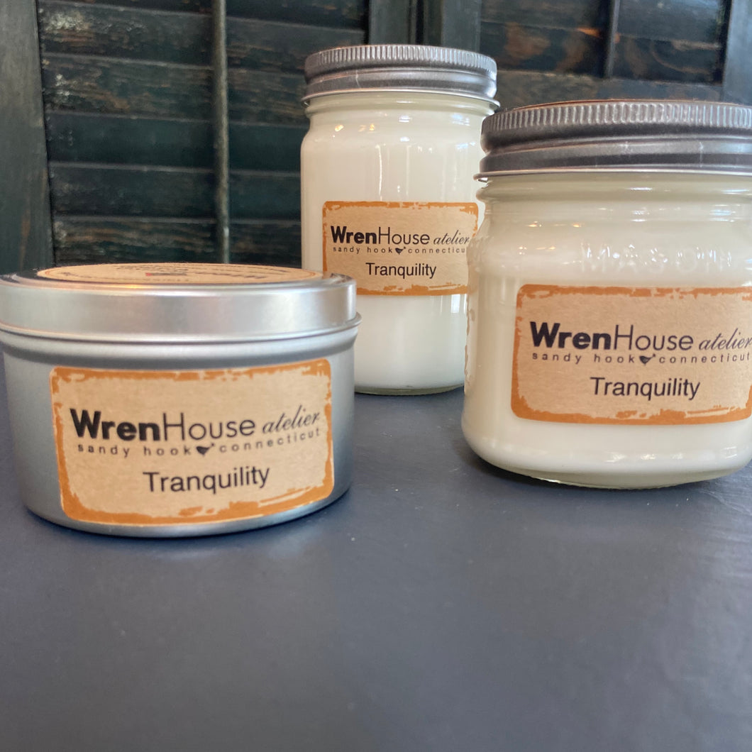 WrenHouse Candle - Tranquility
