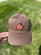 Load image into Gallery viewer, Pumpkin Hat