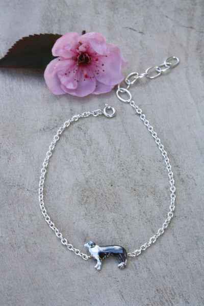 Border Collie Bracelet