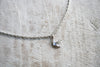 Swallow necklace - Silver