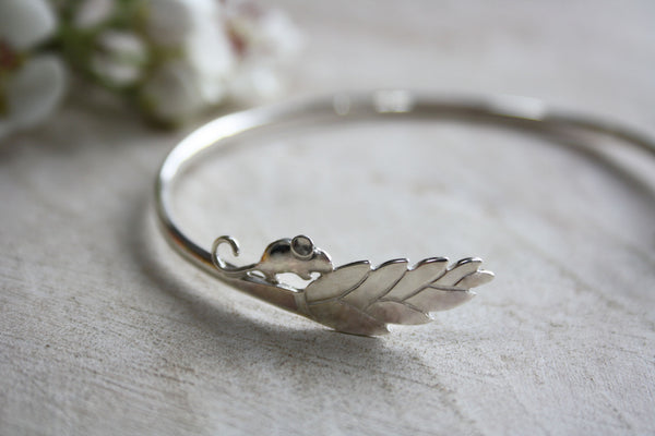 Little Mouse bangle