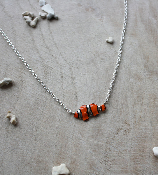 Clown Fish Necklace