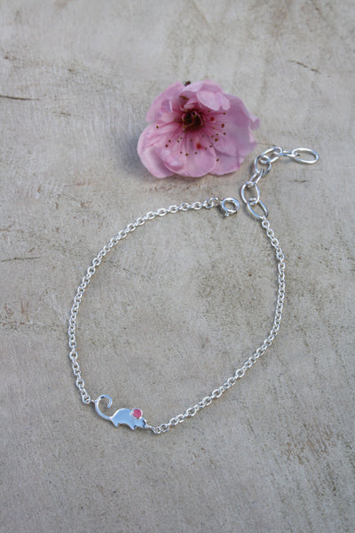 Little Mouse Bracelet