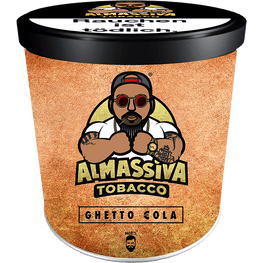 AL MASSIVA Tobacco 200g - Ghetto €ola