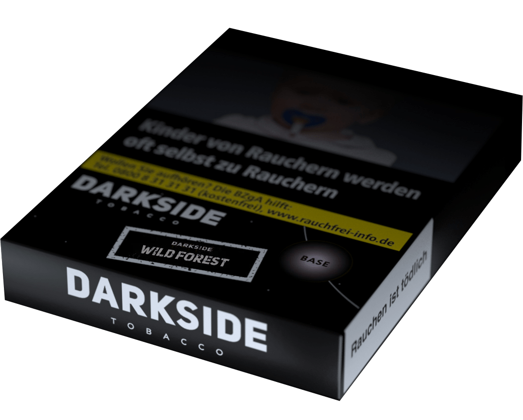 DARKSIDE Tabak BASE 200g - WILD FOREST