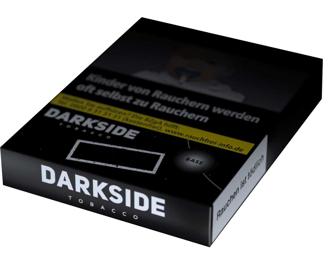 DARKSIDE Tabak BASE 200g - VIRGIN M