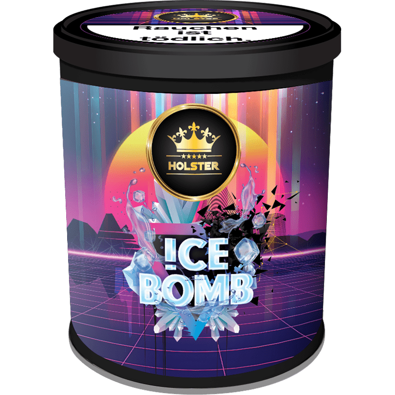 HOLSTER Tobacco 200g - Ice Bomb
