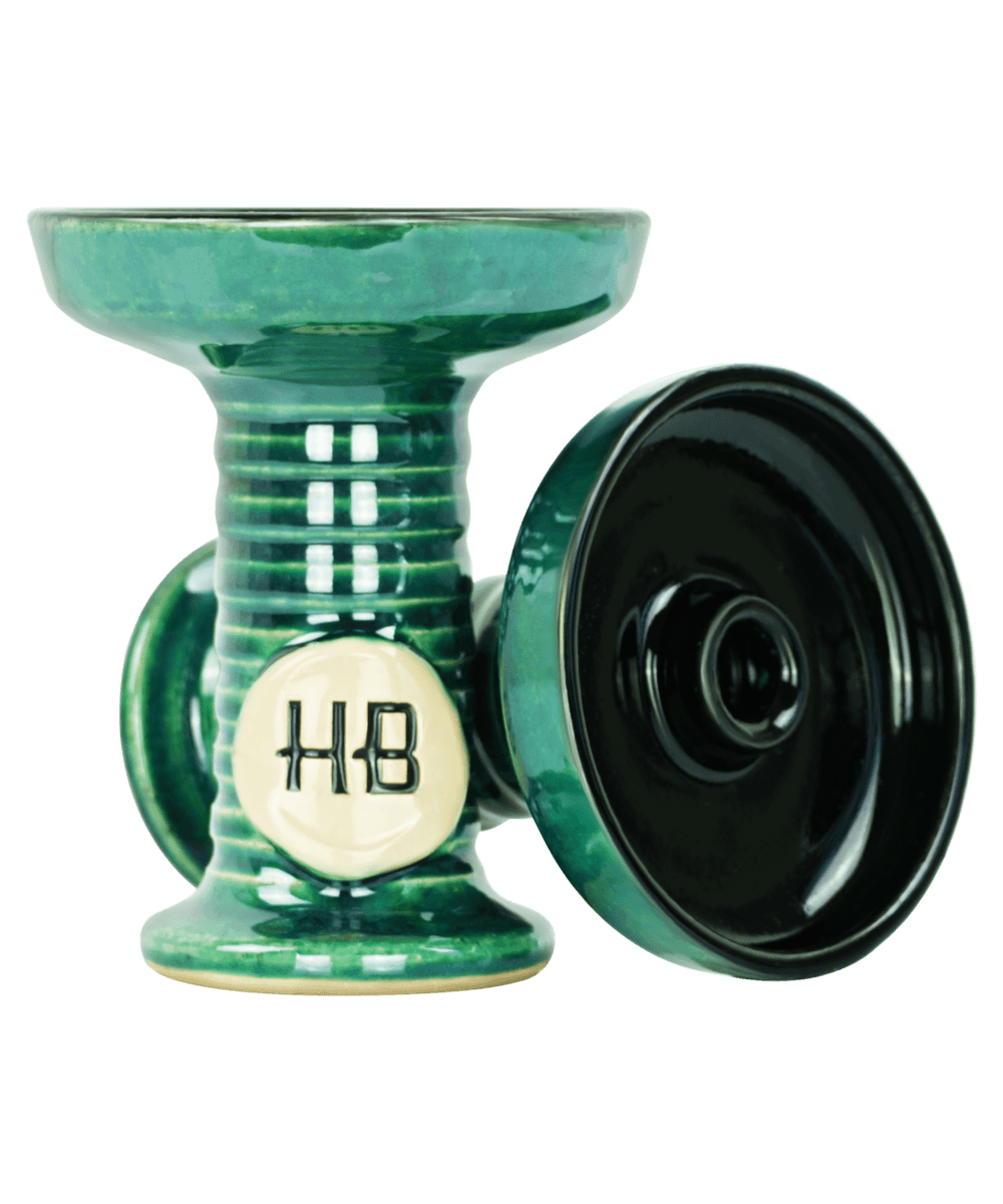 HOOKAH BLACK Harmony Phunnel - Green