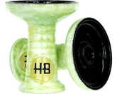 HOOKAH BLACK Harmony Phunnel - Lime
