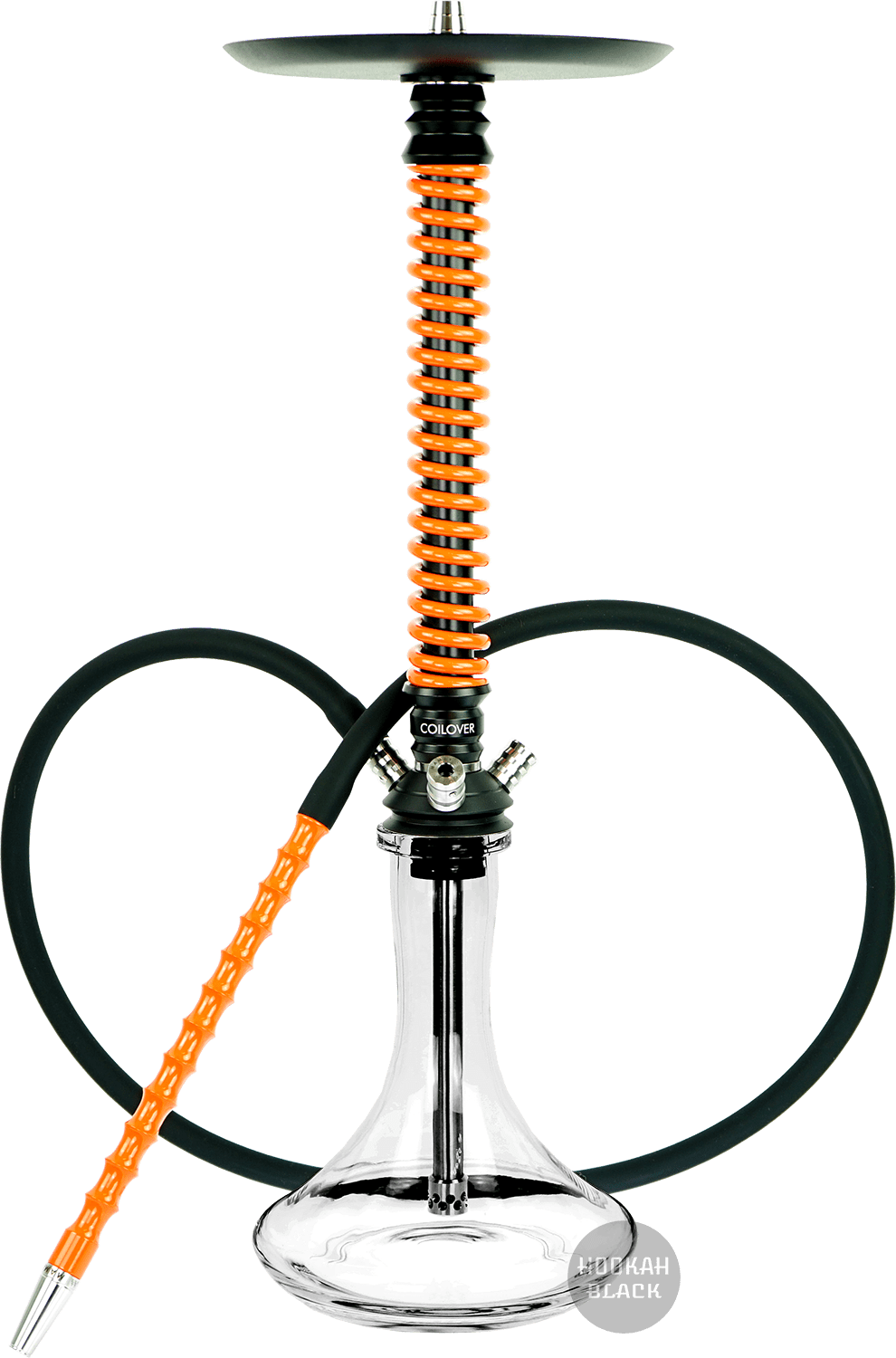 MAMAY CUSTOMS Coilover - Orange - HOOKAH BLACK