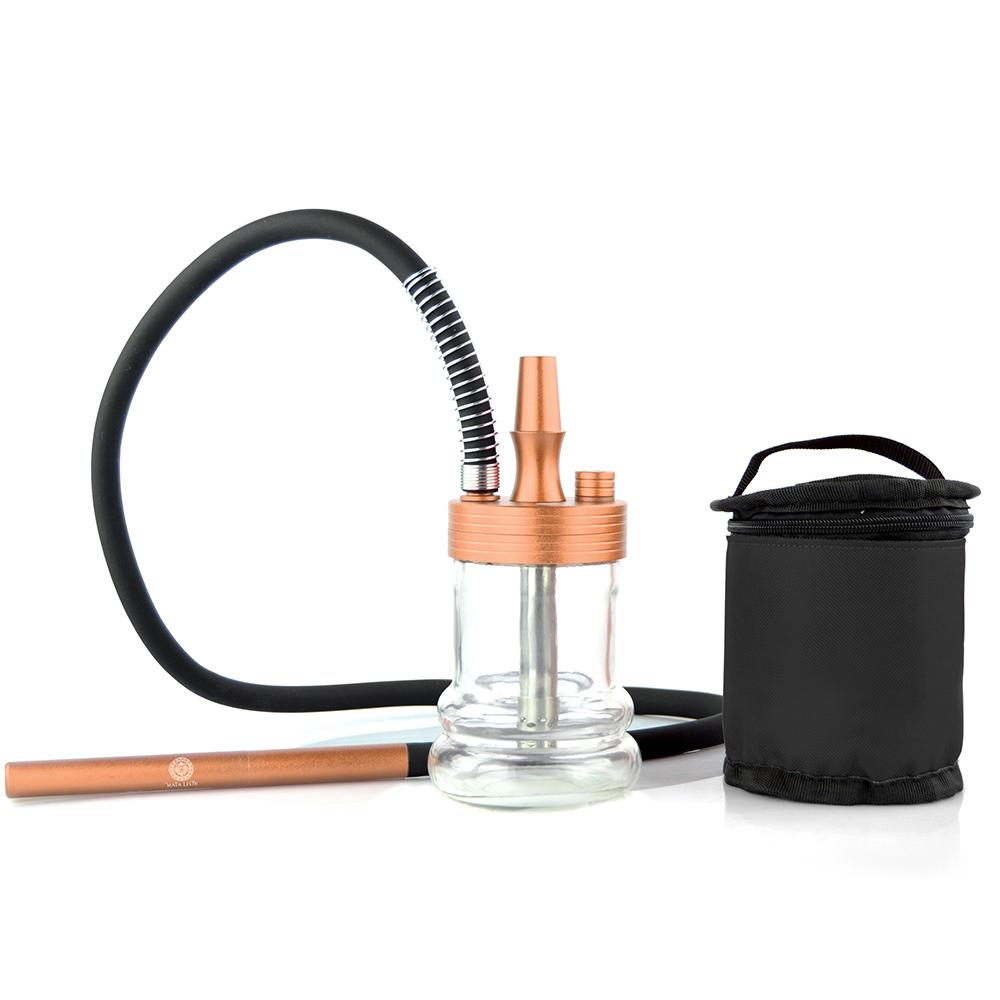 Mata Leon Smalls Pigue - Rose Gold - HOOKAH BLACK
