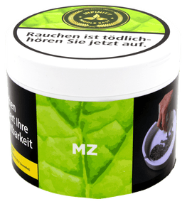 HQT - High Qulity Tobacco / INFINITY MIDDLE EAST Tabak 200g - MZ - Minze