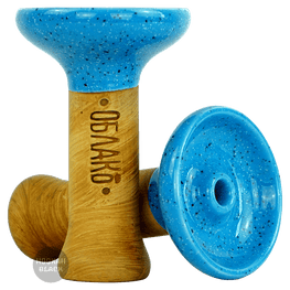 OBLAKO Phunnel M Glazed - Sky Blue - HOOKAH BLACK SHOP