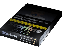 STARLINE Tabak 200g - EXOTIC MIX