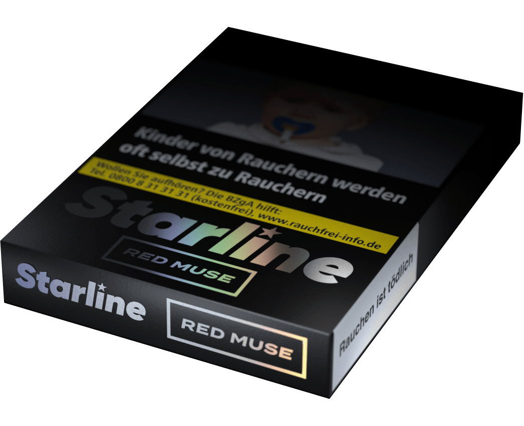 STARLINE Tabak 200g - RED MUSE - HOOKAH BLACK SHOP