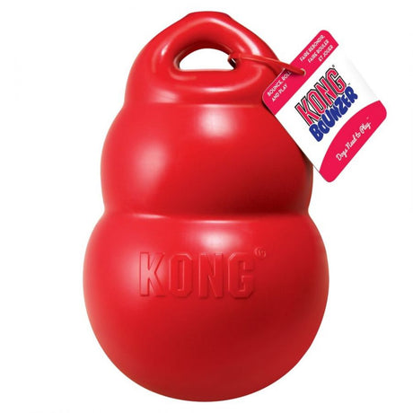 "Kong Bounzer - Red Medium (3.75""W x 6""H) - ViTaiLity Pet Supply"