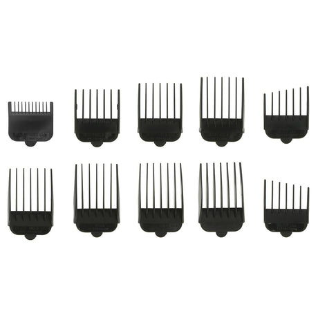 Wahl Pet Clipper Replacement Plastic Guide Combs Set of 10 for Standard - ViTaiLity Pet Supply