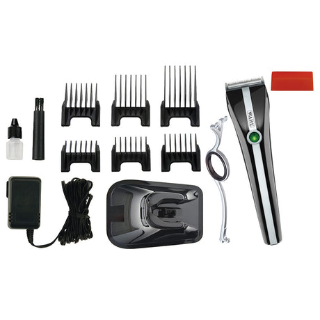 Wahl Motion Lithium Ion Clipper Black - ViTaiLity Pet Supply