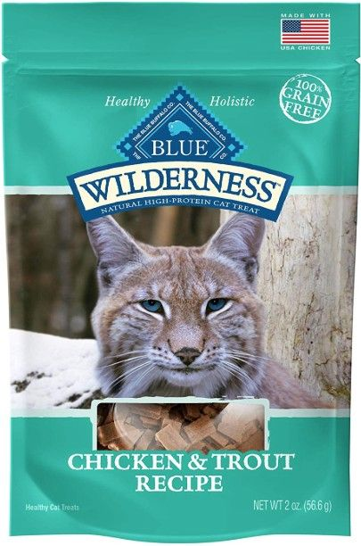 Blue Buffalo Wilderness Grain-Free Soft-Moist Chicken & Trout Recipe  2 oz - ViTaiLity Pet Supply