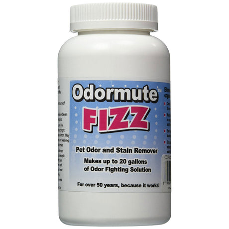 "Hueter Toledo Odormute Fizzy Tabs for Odor Elimination 20 Tablets 5"" x 2.5"" x 2.5"" - ViTaiLity Pet Supply"