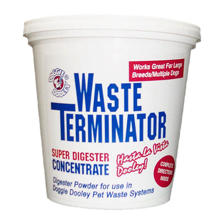 "Hueter Toledo Waste Terminator 1 Year Supply 4.5"" x 4.5"" x 4.625"" - ViTaiLity Pet Supply"