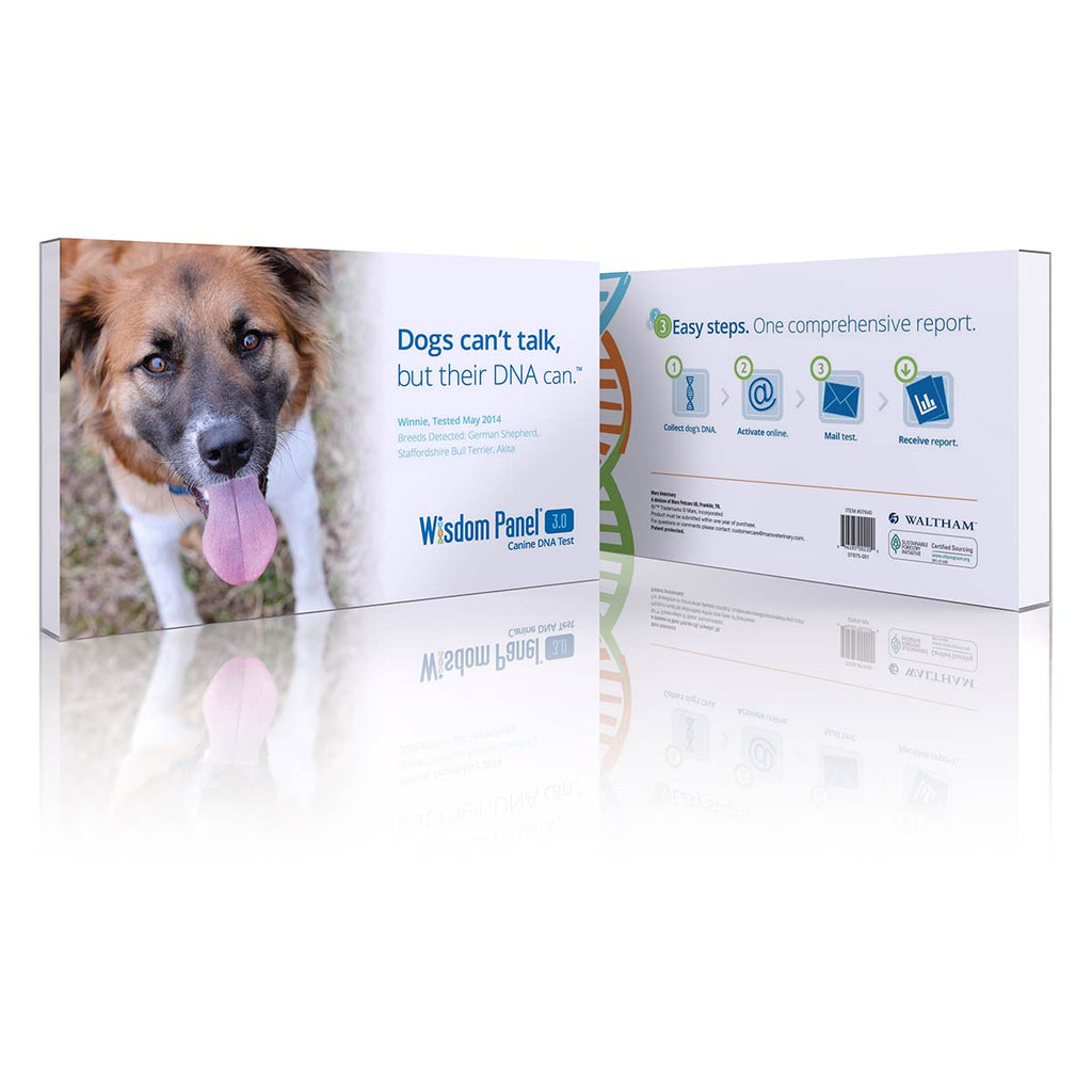 Mars Veterinary Wisdom Panel 3.0 Canine DNA Test - ViTaiLity Pet Supply